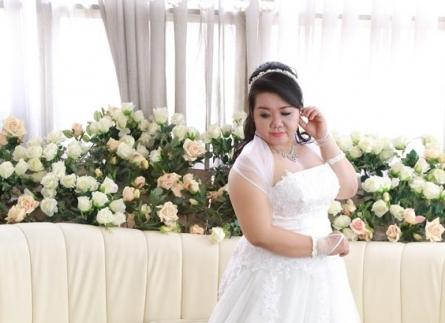 5 ghi nhớ giúp cô dâu mập chọn áo cưới hoàn hảo