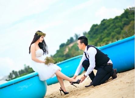 Chụp ảnh cưới đẹp tại Phan thiết
