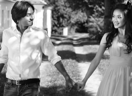 Ảnh cưới đẹp của mỹ nhân Hà Thư Kỳ làm xôn xao cộng đồng mạng