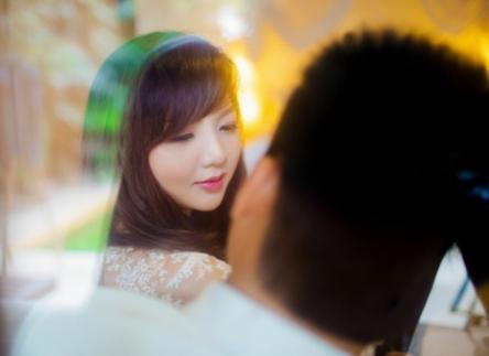 chụp ảnh cưới ở biển nha trang
