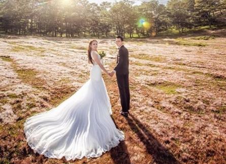 Giá chụp ảnh cưới Đà Lạt cho các cặp đôi cô dâu chú rể