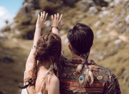 ý tưởng để chụp ảnh cưới phong cách hàn quốc đẹp?