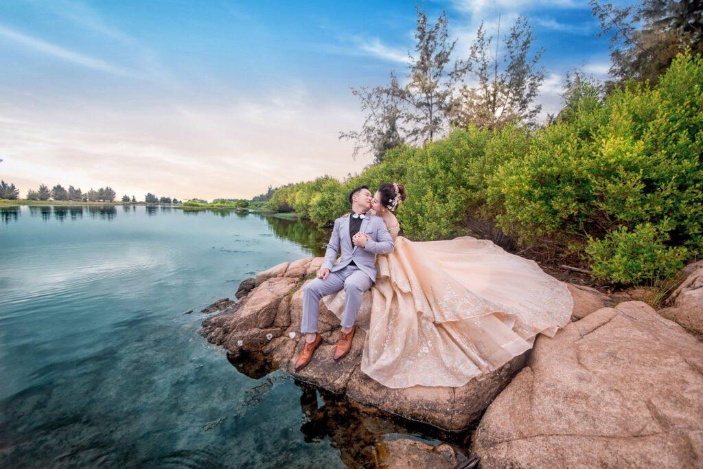 Ảnh cưới Hồ Cốc